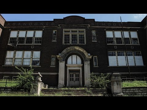 ABANDONED : Washington High School