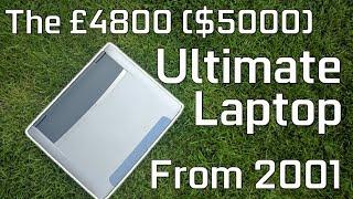 One of the Last Windows 98 Laptops!