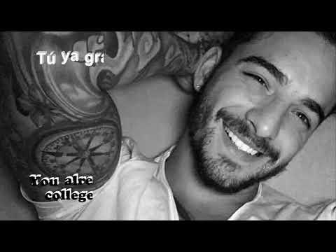 Maluma Marinero  Lyrical video (spanish lyrics and english translation)