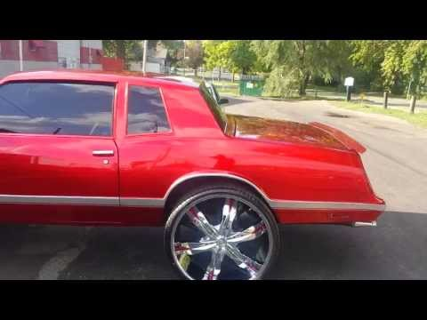 1988 Monte Carlo SS on 28s Kandy red