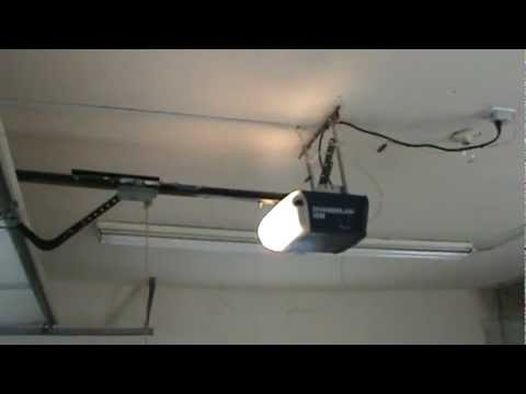 new garage door openerNew Garage Door Opener  YouTube