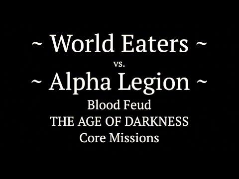 M.31 - Horus Heresy Battle Report - Ep 36 - World Eaters vs. Alpha Legion
