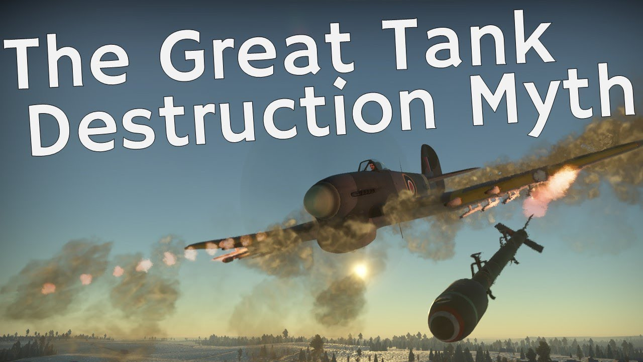 ⚜   The Great Tank Destruction Myth ft  The Chieftain