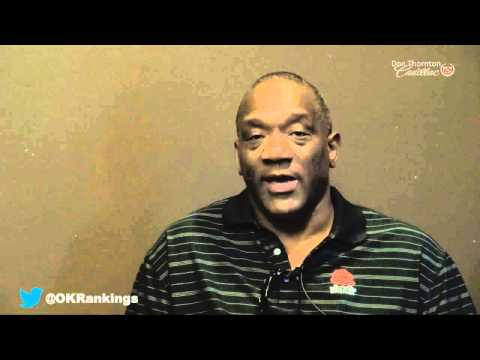 Billy Sims High School Memory  | Tulsa Sports Charities
