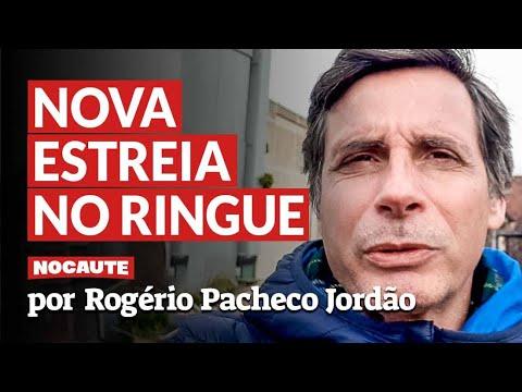 ESTREIA: ROGÉRIO PACHECO JORDÃO, COM O SEU MOLHO INGLÊS