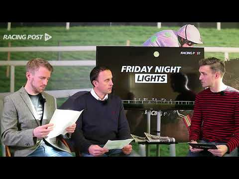 Friday Night Lights Dundalk Preview Show with Thom, Johnny and Gavin