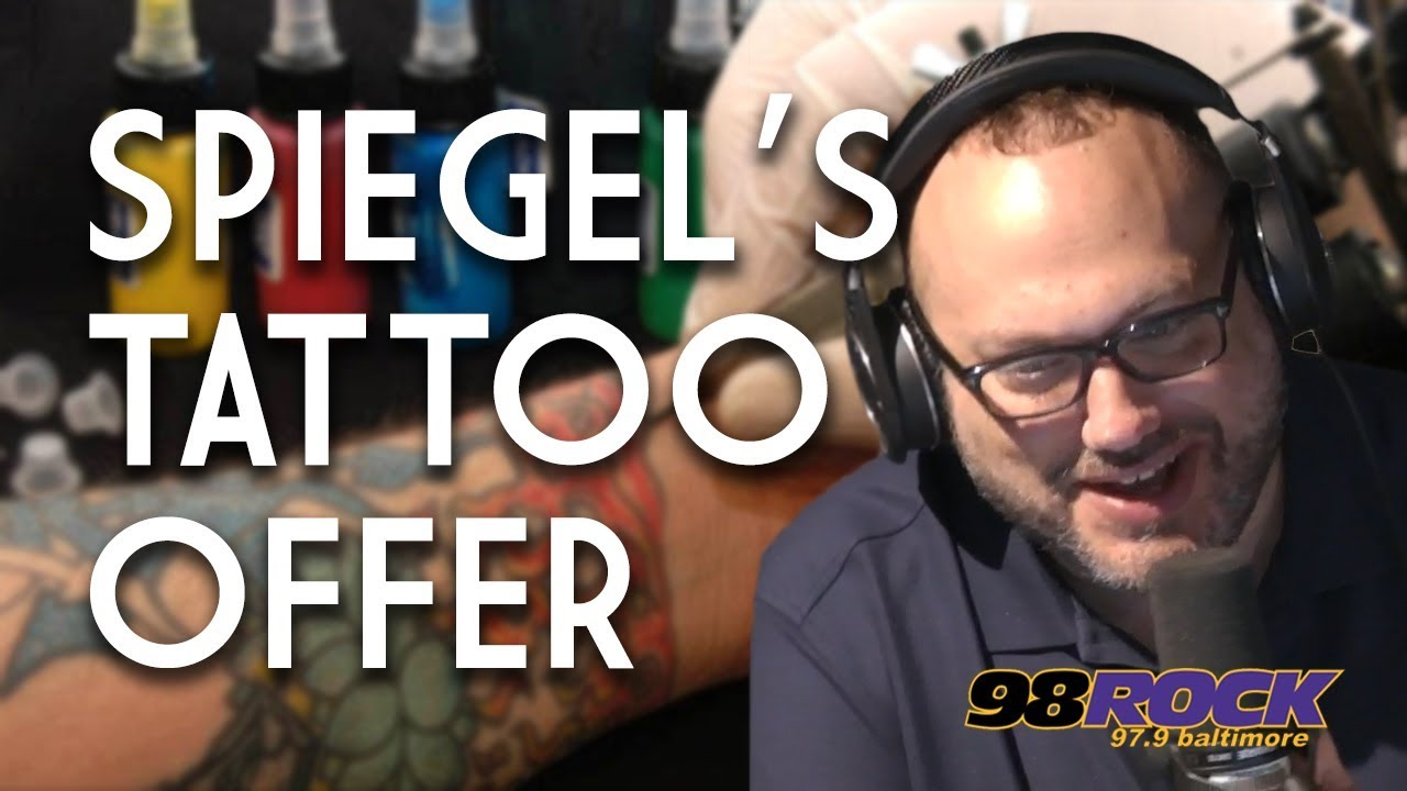 Spiegel Tattoo Spiegel S Tattoo Offer