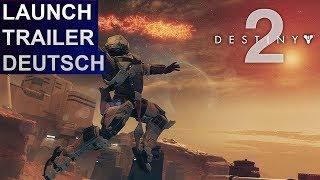 Destiny 2: Kriegsgeist Launch Trailer (Deutsch/German)