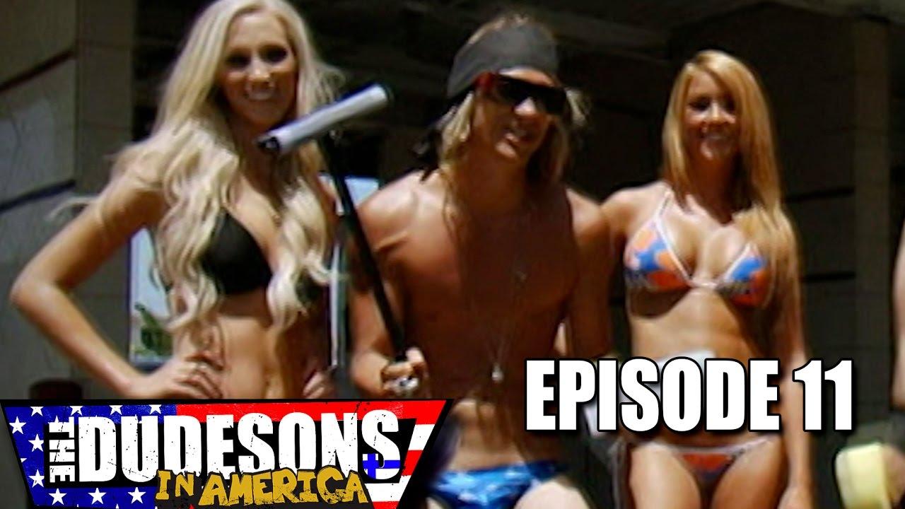 American Sexxy Video sexy car wash prank - dudesons in america episode 11