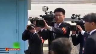 انضر كيف يعاقب الخائن في كوريا.