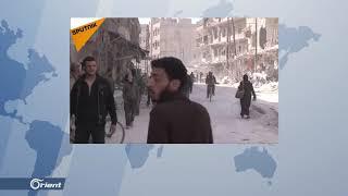 بهذه التهم.. نظام أسد يبرر سرقته لمنازل المدنيين في الغوطة الشرقية - سوريا