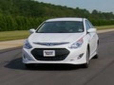 Hyundai Sonata Hybrid review from Consumer Reports