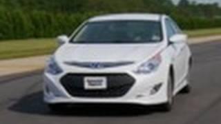 Hyundai Sonata Hybrid review from Consumer Reports