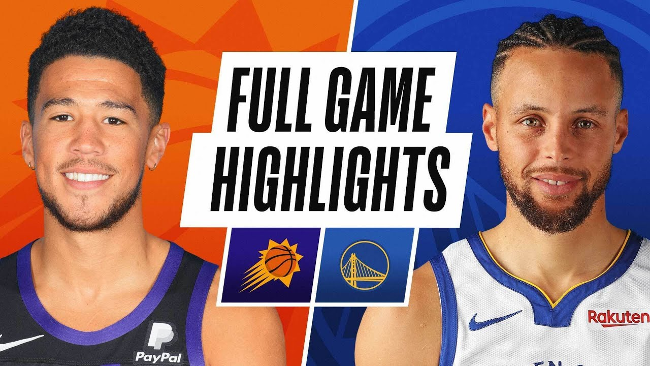 Suns vs. Warriors - Game Recap - May 11, 2021 - ESPN
