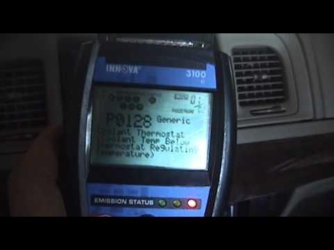 2009 Mercury Grand Marqius Check Engine Light