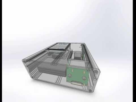 QuDot   VIPID Scanner prototype Converted