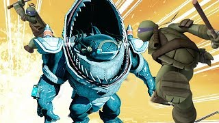 #TMNT Legends - ARMAGGON (Space Shark)