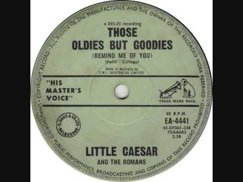 Those Oldies But Goodies by Little Caesar and the Romans 1961