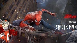 JM Plays Marvel's Spider Man Ep 82 Stay Positive Mr Negative