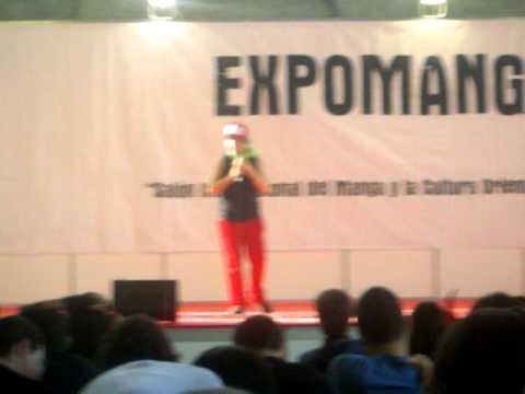 Karaoke Expomanga 2011 - Kaine's Theme (NieR)