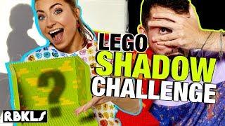 LEGO Shadow Building CHAĻLENGE - REBRICKULOUS
