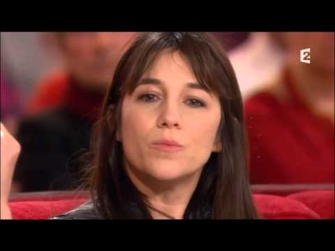 Jane Birkin, Charlotte Gainsbourg, Kate Barry et Lou Doillon chez Drucker