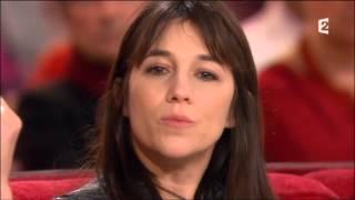 Jane Birkin, Charlotte Gainsbourg, Kate Barry et Lou Doillon chez Drucker