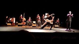 """EXPERIENCE TANGO con """"La Juan D'arienzo"""" en el Festival de Tango de Val Cenis"""