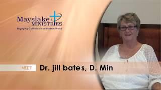 Mayslake Ministries   Meet Dr  Jill Bates, D  Min