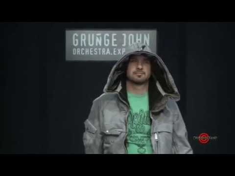 Grunge John Orchestra.Explosion! - Volvo Fashion Week FW 2010 Moscow Russia Runway