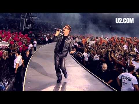 U2360° - Back on stage in Turin