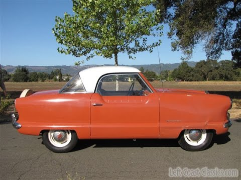 Very Original 1955 Nash Metropolitan for Sale