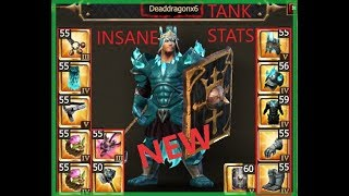 Drakensang Online - DeadDragonX6 - GREAT TANK BUILD (F2P WARRIOR)