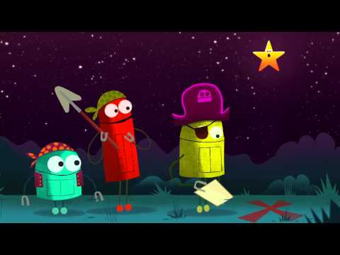 """Outer Space: """"I'm A Star,"""" The Stars Song by StoryBots"""