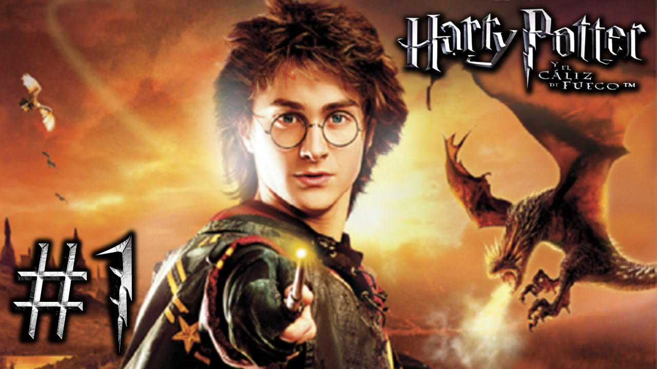 Harry Potter Y El Caliz De Fuego Ps2 Gcn Xbox Pc 1 Campamento
