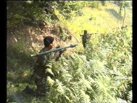 Diverzanti Armije RBiH uništavaju četnički rov