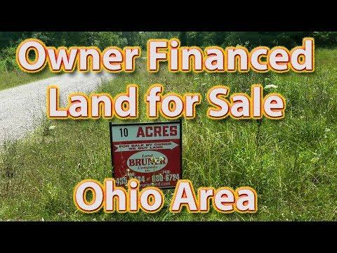 Ohio Area Land 4 Sale Land Contract Financing Youtube