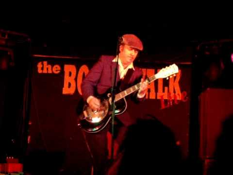 Jeff Lang - The Road Is Not Your Only Friend - Boardwalk 2010
