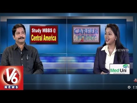 Study MBBS in Belize | Central American Health University | CREDO VISAS | Career Point | V6 News