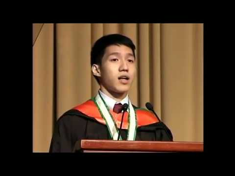 graduation speech dlsu