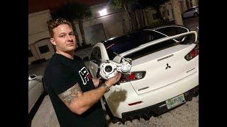 EVO X Turbo upgrade!!