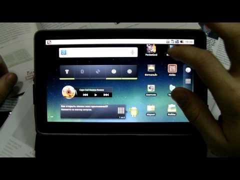 Viewsonic Viewpad 7 - Обзор планшета от Droider.ru