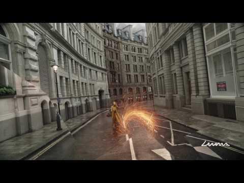 DOCTOR STRANGE | VFX Breakdown | Luma