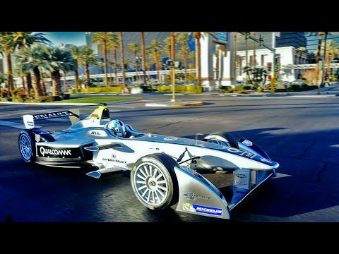 Formula E On The Streets Of Las Vegas!