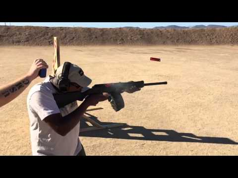 Raptor 47 from Tac-Con in Saiga 12 Shotgun