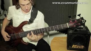 Havona (Jaco Pastorius) - Evan Marien (solo bass x computer)