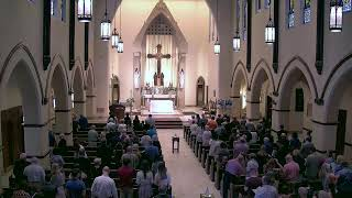 Sixth Sunday of Easter- 10:30 AM Sunday Mass at St. Joseph's (5.8.21)