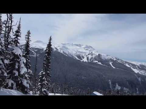 Skiing at Whistler, British Columbia, Canada - RVEP10