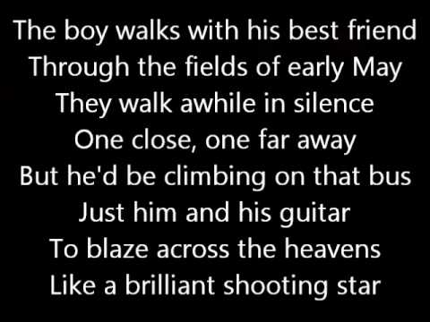 Rush-Middletown Dreams (Lyrics)