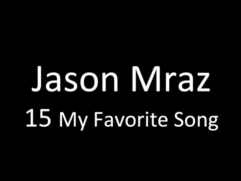 【作業用BGM】Jason Mraz - Best Songs Remix